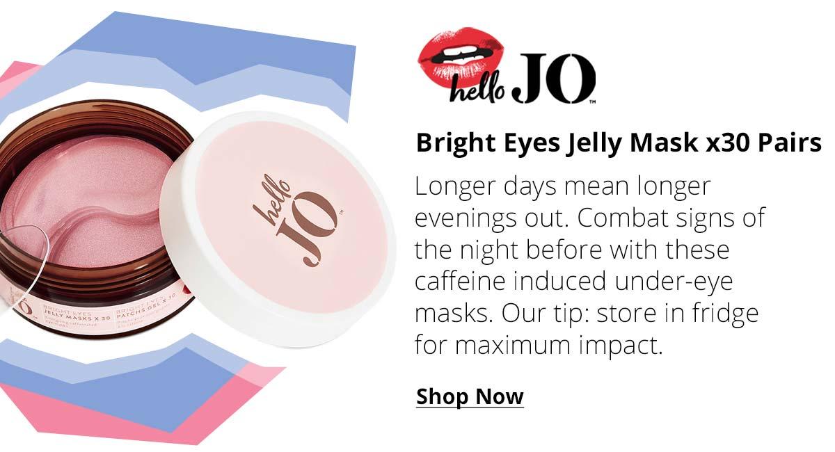 Hello Jo