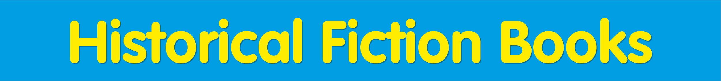 Historical Fiction Books