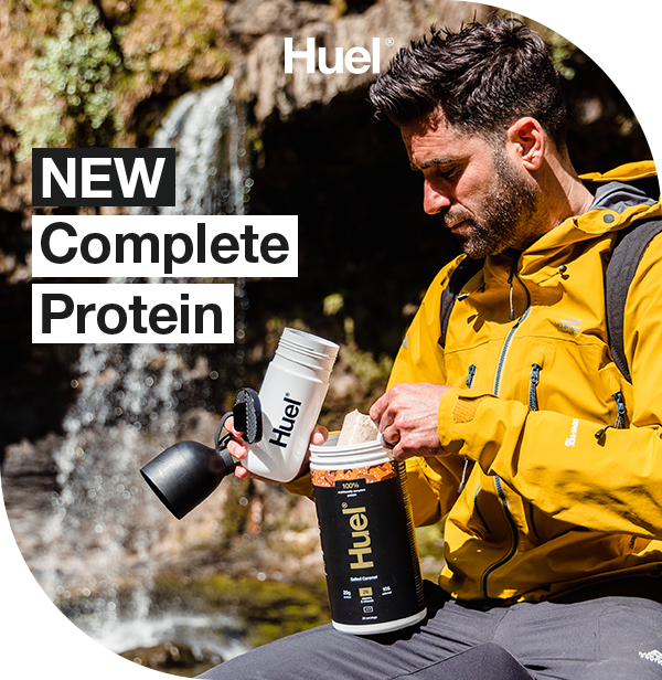 New Complete Protein