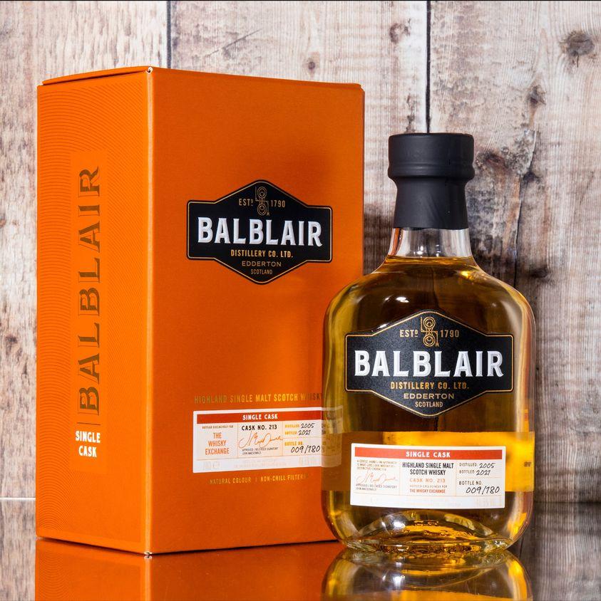 Balblair 2005 Exclusive
