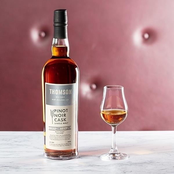 Thomson Whisky Pinot Noir Cask