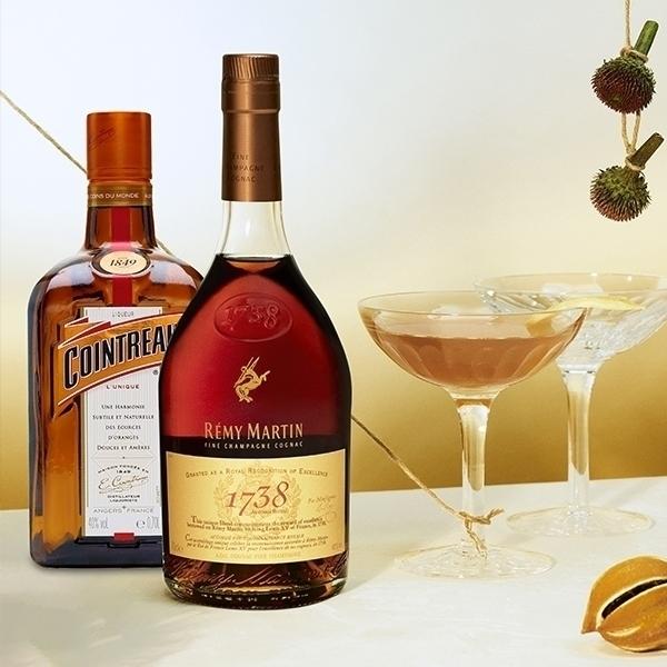 Remy Martin Sidecar Cocktail Kit