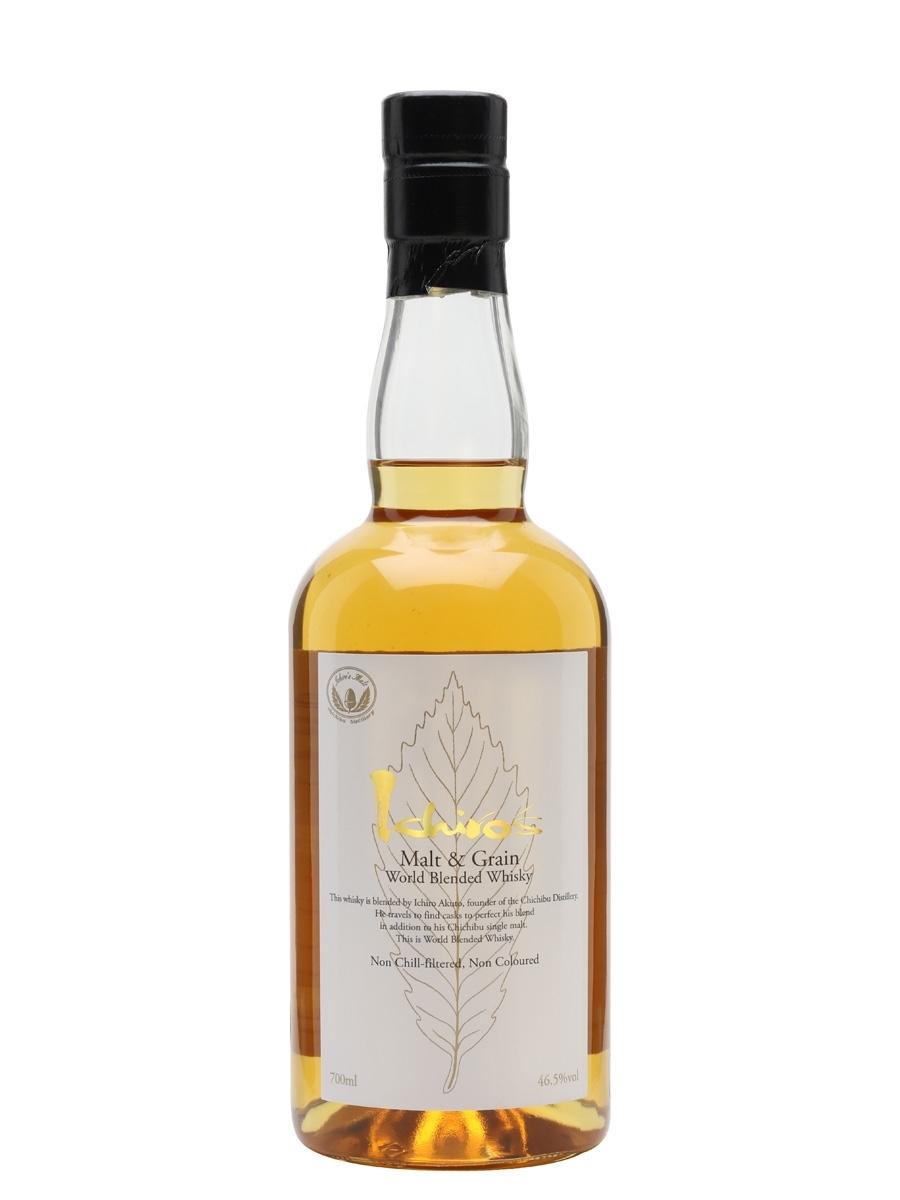 Ichiro's Malt & Grain Japanese Whisky